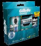 Kit Gillette Mach3 Acqua Grip