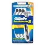 Gillette Prestobarba 3 Masculino