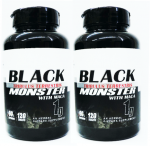 Suplemento Tribulus Terrestris Black Monster