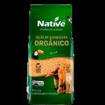 Açúcar Orgânico Native Dourado Demerara