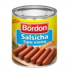 Salsicha Bordon Viena