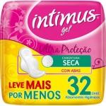 Absorvente Intimus Gel Ultra Proteção com Abas