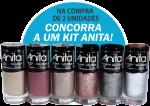 Esmalte Anita Cores