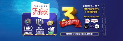Promoção Friboi 3 Milhões em Prêmios!