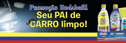Promoção Rodabrill – Seu pai de carro limpo!