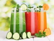 Sucos detox para curar ressaca, fadiga e inchaço