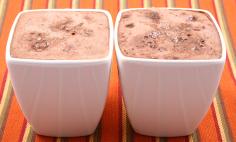 Chocolate Quente com Leite de Coco Fit