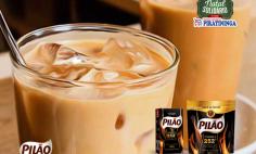 Café Pilão Gelado para refrescar a sua tarde!