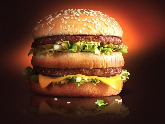 Big Mac Caseiro!