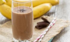 Milk Shake Funcional - Uma combinação nutritiva!