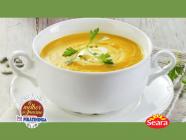 Sopa Cremosa de Mandioquinha com Frango Seara!