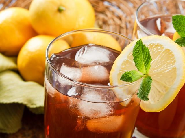 Receitas de Chá Gelado para o Verão!