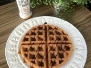 Waffle Verde Campo LACFREE!