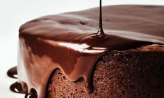 Bolo Chocolate Light com Chia