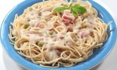 Spaghetti ao Molho Quatro Queijos Fugini*