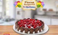 Cheesecake Tortinhas de Chocolate Marilan