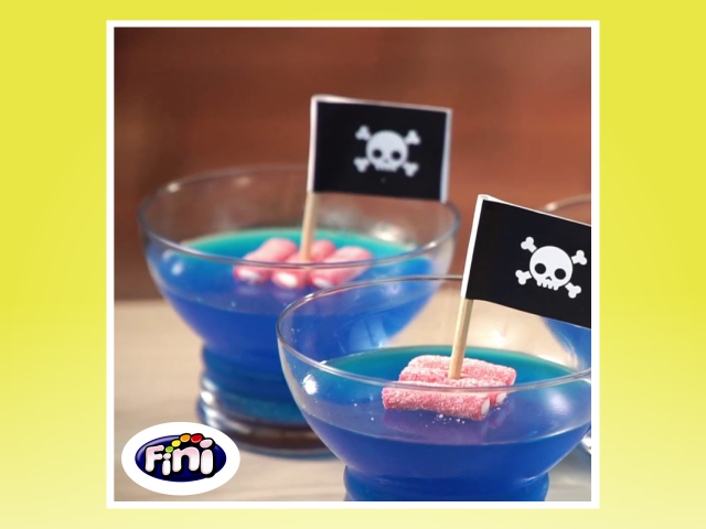 Barco Pirata de Mini Tubes FINI!