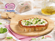 Mini pizza Pão Do Forno de brócolis Wickbold!