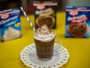 Chocolate Quente Dr. Oetker c/Caramelo Especiarias