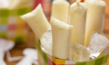 Verão Tang:  Geladinho de Abacaxi com Gengibre!
