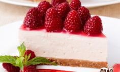Cheesecake Café Pilão!