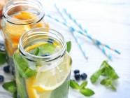 Água Aromatizada! Sabor e benefícios!